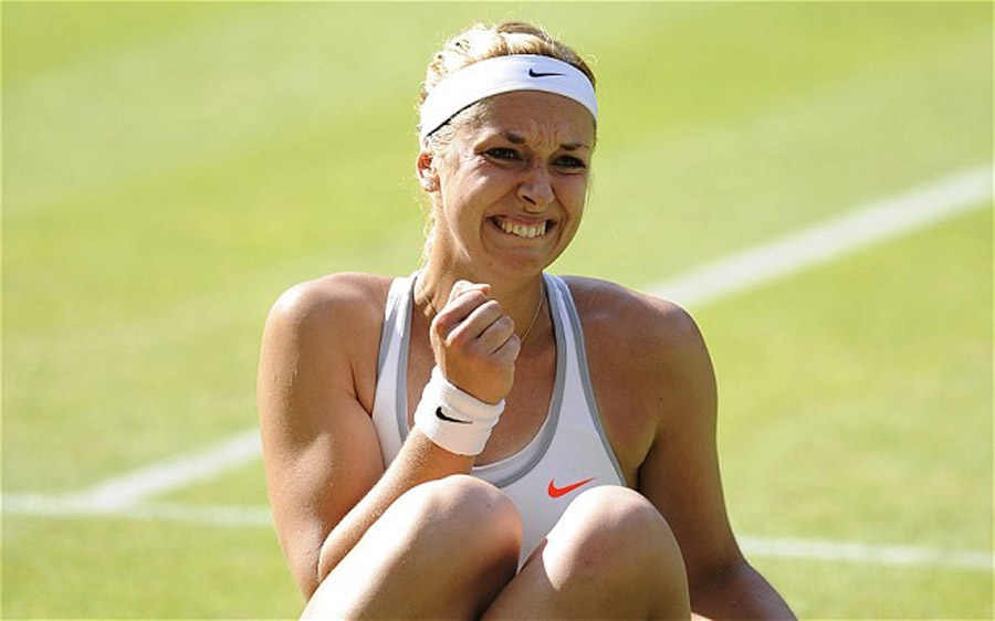 Sabine Lisicki into final after edging Agnieszka Radwanska in three-set thriller 44967