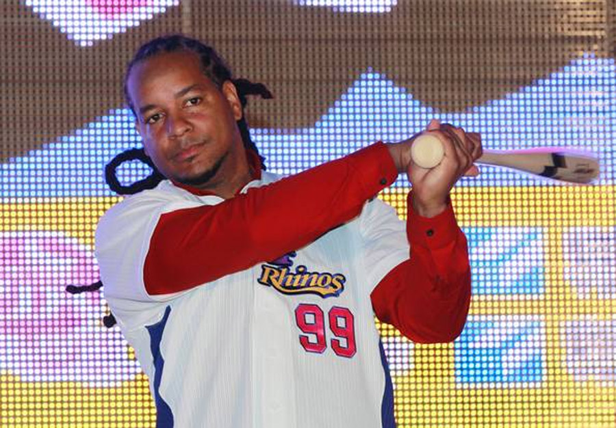 Until he swings a bat, we only have Manny Ramirez's actions and words to show he's ready 44970