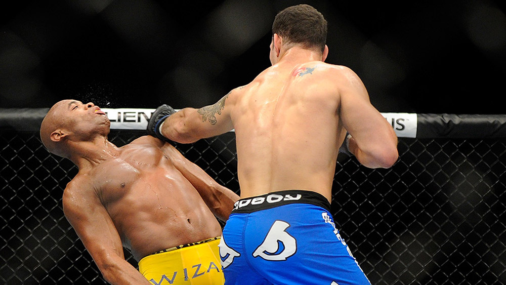 Athletes tweet with disbelief after Anderson Silva loss at #UFC162 45002