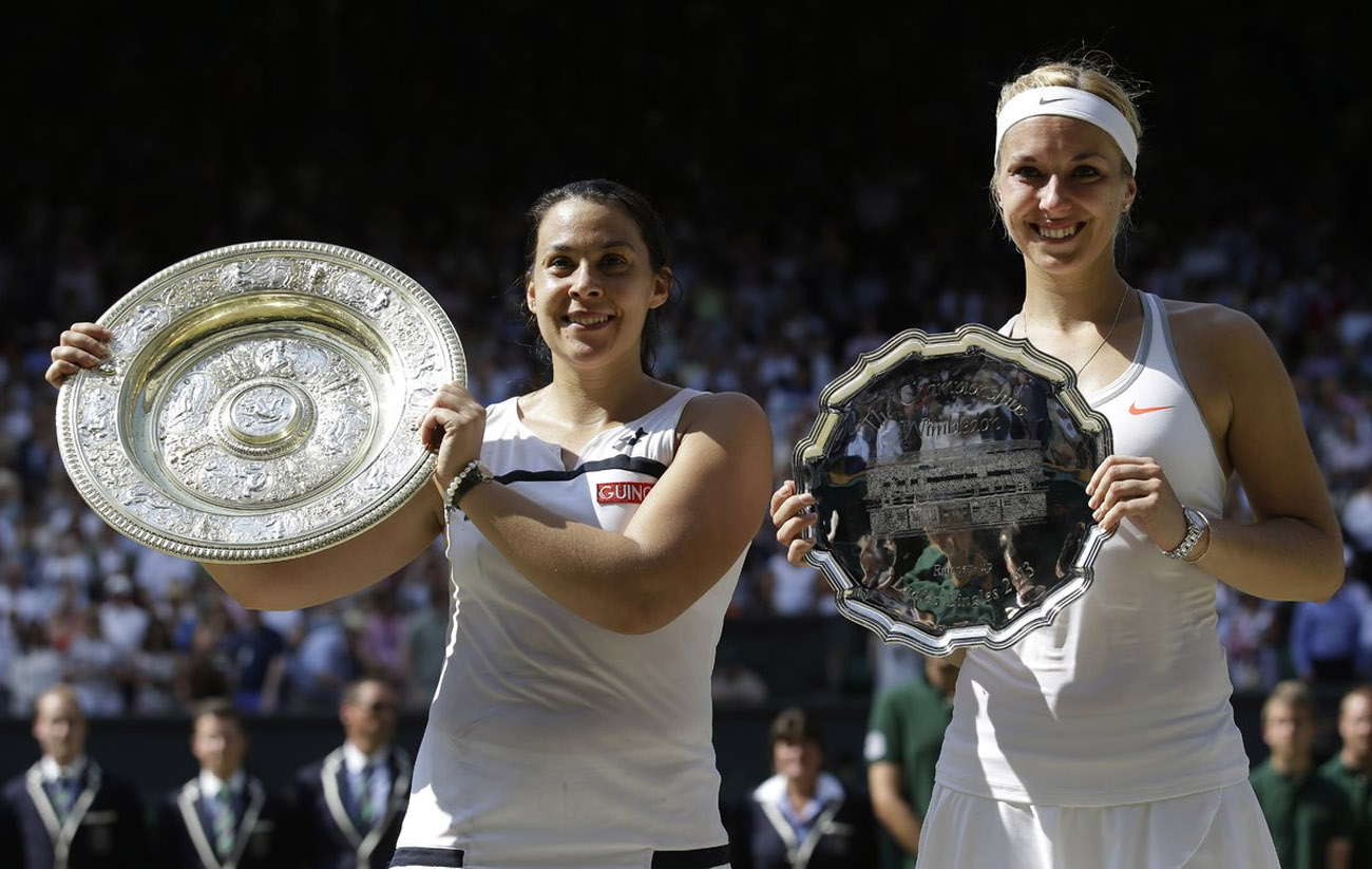 Marion Bartoli Wins Wimbledon 2013, Defeats Sabine Lisicki In Women's Final 45006