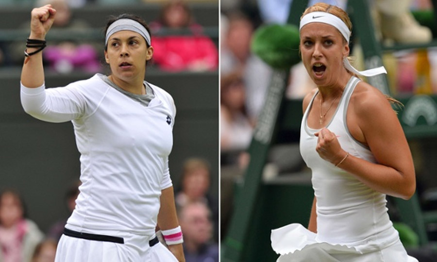 Marion Bartoli v Sabine Lisicki: Wimbledon 2013 final - as it happened 45008