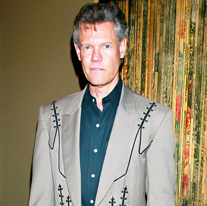 Randy Travis Hospitalized for Heart Problem, Is in Critical Condition 45026