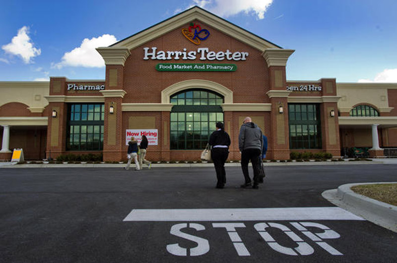 Harris Teeter to be acquired by Kroger in $2.5 billion deal 45081