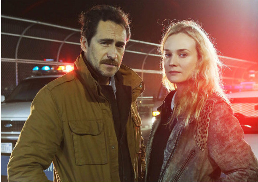 The Bridge' review: FX delivers summer's best new drama 45093