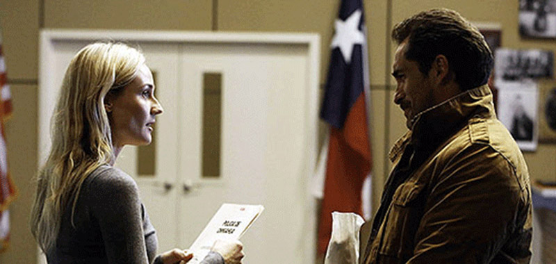FX's 'The Bridge' Takes On Immigration Reform, Violence In Juarez, And El Paso Politics 45097
