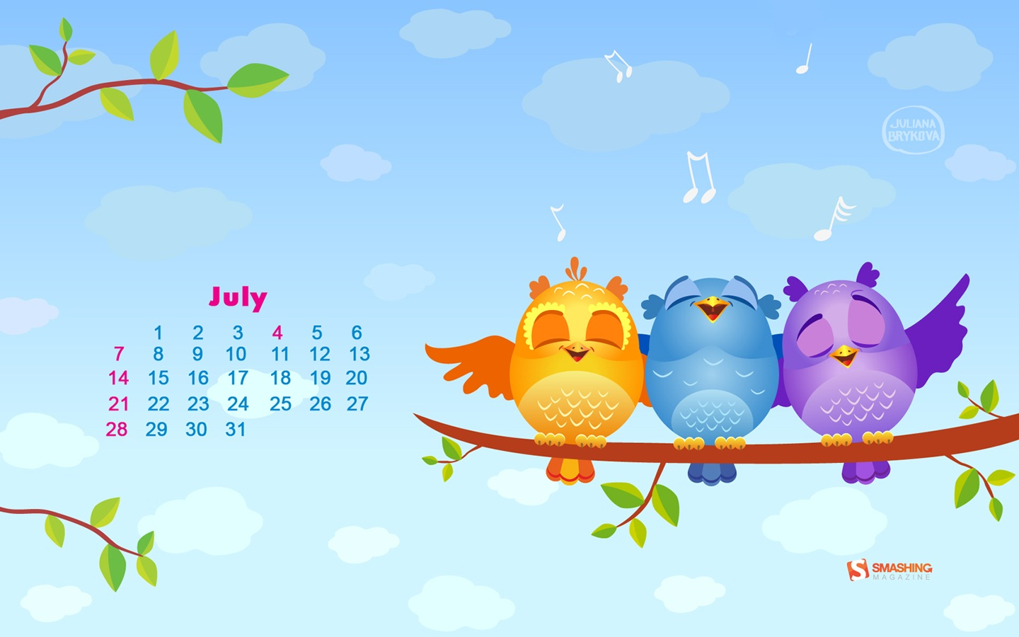 Year Calendar Wallpapers 45147