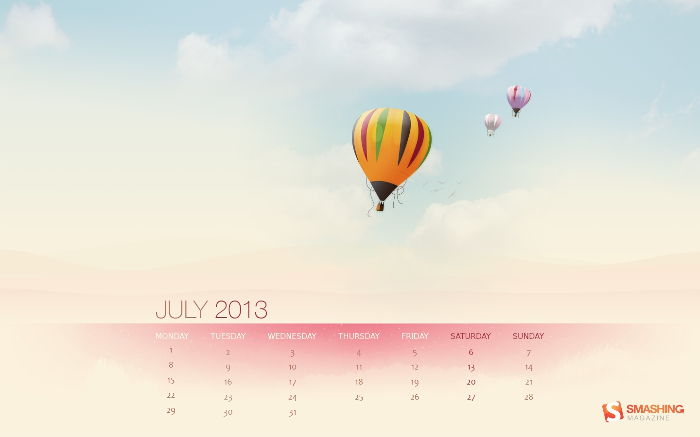 Year Calendar Wallpapers 45151