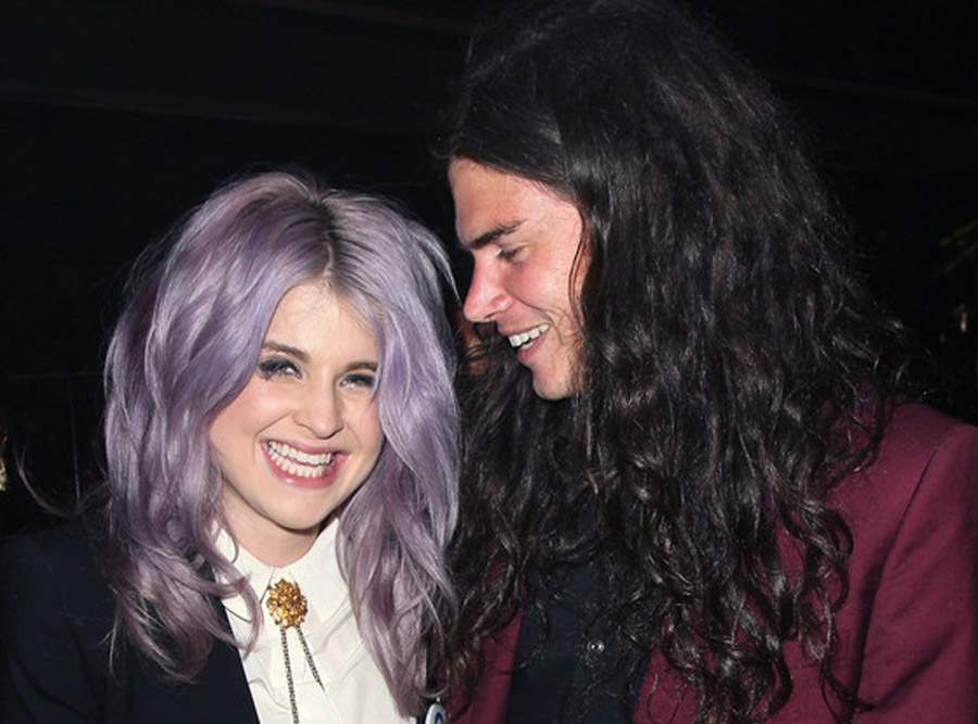 Kelly Osbourne Is Engaged to Matthew Mosshart 45191