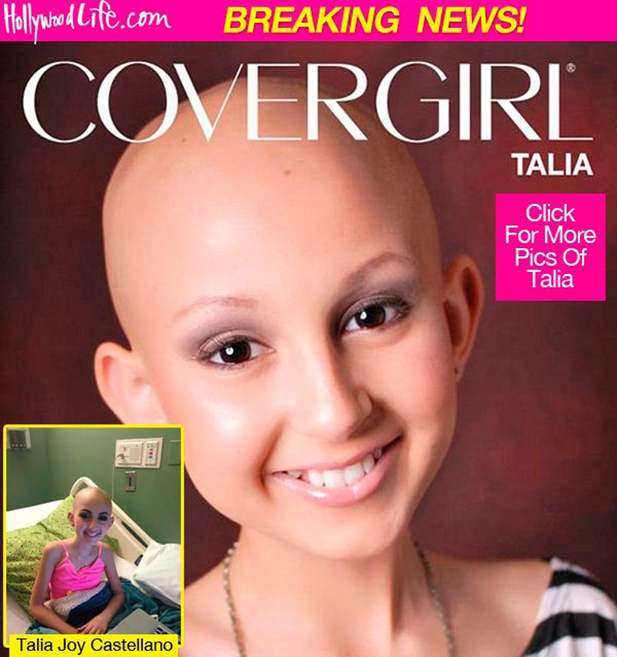 Talia Joy Castellano, 13, Dead — Beauty Guru Dies Of Cancer 45199