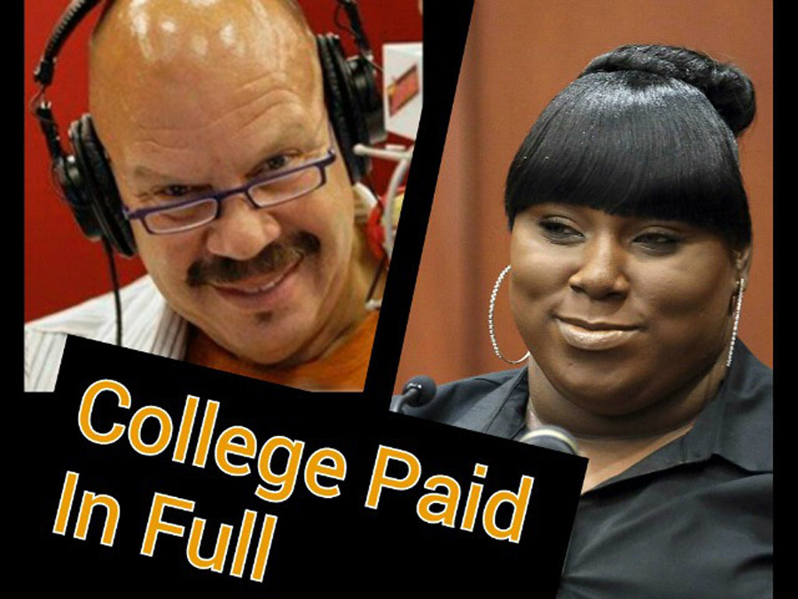 Tom Joyner Offers Rachel Jeantel Full Scholarship At Any HBCU 45209