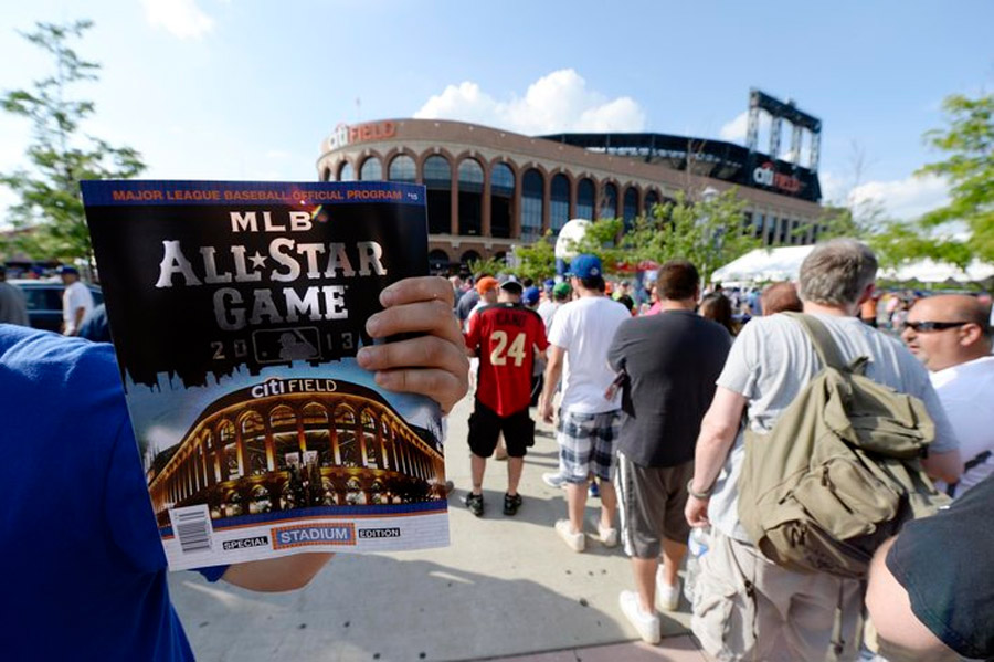 MLB All-Star Game 2013: Time, TV schedule, lineups and more 45216