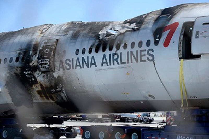Asiana Airlines to sue KTVU over fake pilot names 45233