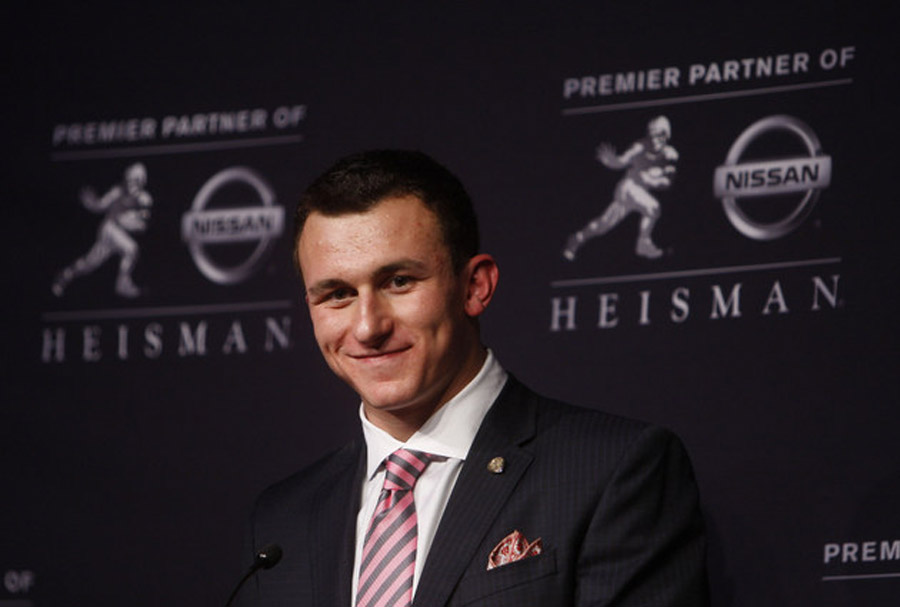 Will all of Johnny Manziel's off-field antics matter for his NFL future? 45248