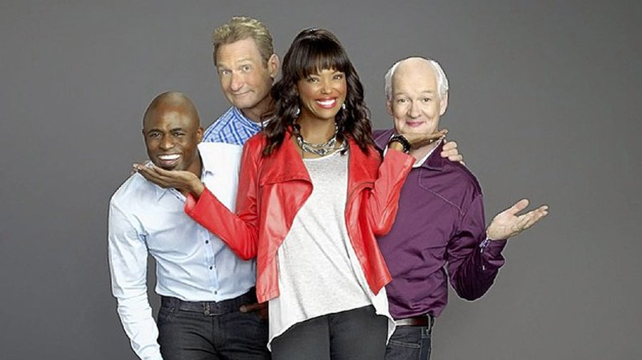 Television addresses its severe Colin Mochrie deficit with the return of Whose Line Is It Anyway 45267