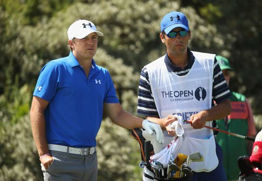 Jordan Spieth wows British Open crowd; 2-under-par first round in striking distance of lead 45284