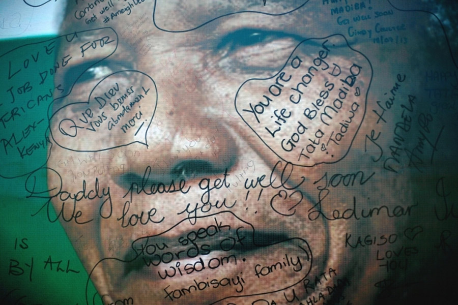 Vancouver's South African community reflects on Nelson Mandela's legacy 45294