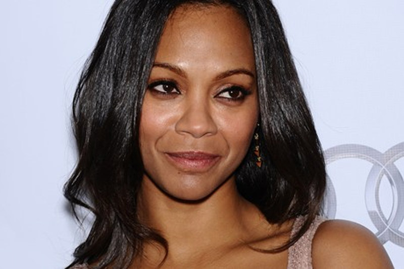 Zoe Saldana will be green in Guardians of the Galaxy 45336