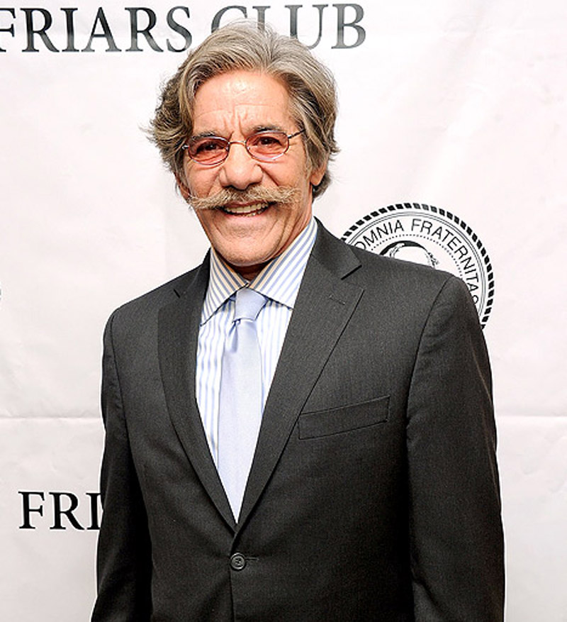 Geraldo Rivera, 70, Tweets Half-Naked Picture, Regrets It 45361