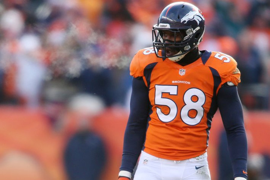 Von Miller tested positive for marijuana, amphetamines in 2011, per report 45364