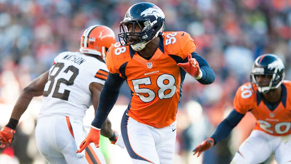 Broncos LB Von Miller facing 4-game drug suspension: report 45366