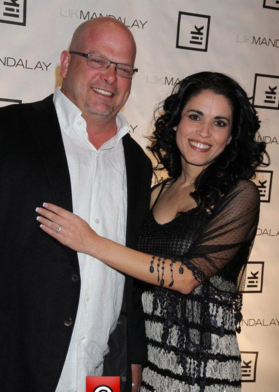 Pawn Star' Rick Harrison Married Deanna Burditt In California 45381