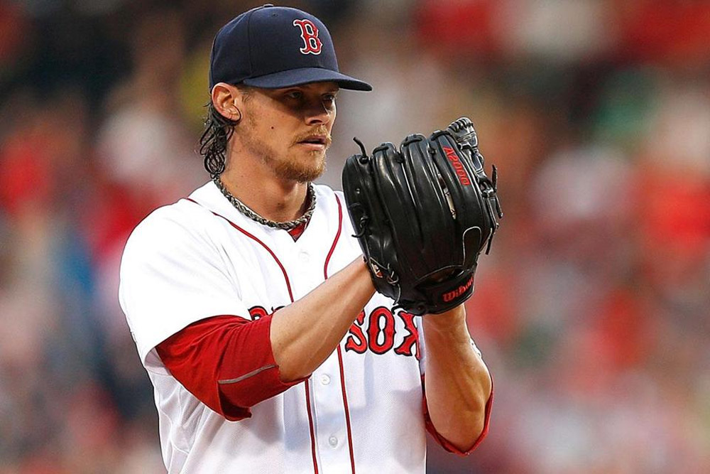 It's time for Clay Buchholz to start pitching 45385