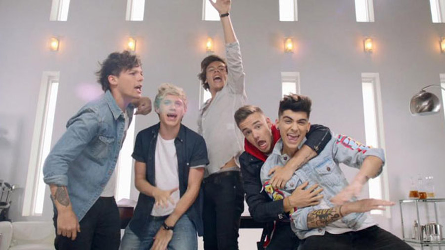 One Direction Debuts 'Best Song Ever' Music Video 45386