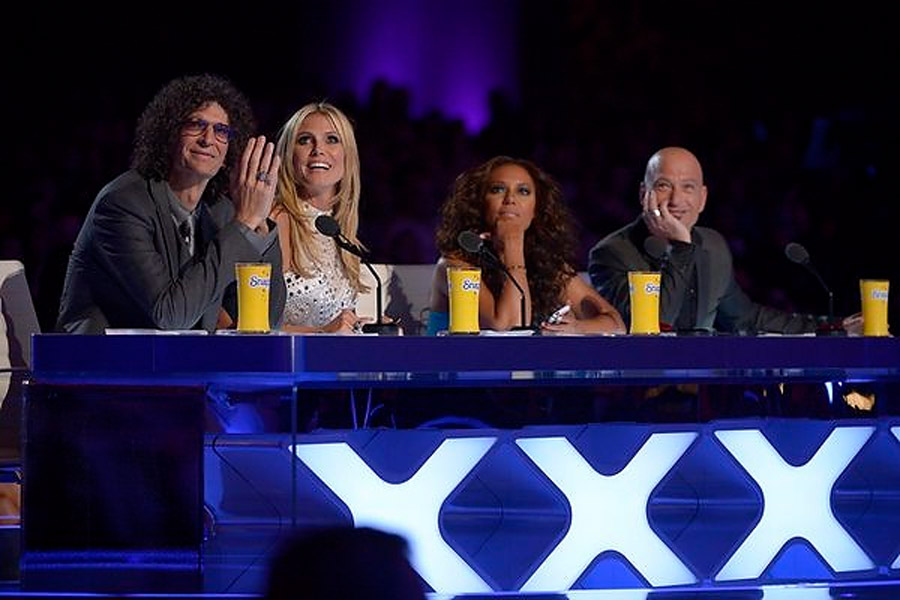 America's Got Talent': Round one of the live performances at Radio City Music Hall 45408