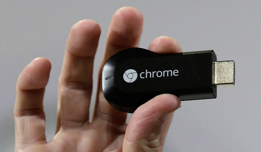 Chromecast Google's 'miracle' TV device 45426