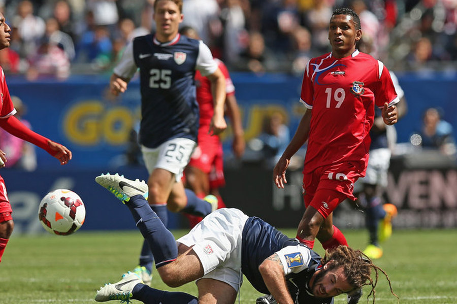 USA vs. Panama, 2013 Gold Cup: Final score 1-0, Brek Shea the hero for America 45455