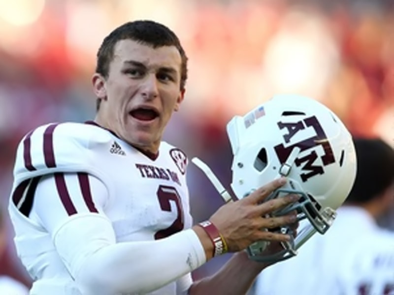 Did Johnny Manziel get kicked out of a University of Texas frat party? 45456