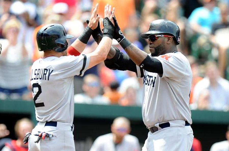 David Ortiz, Red Sox win rubber game of Orioles series 45465