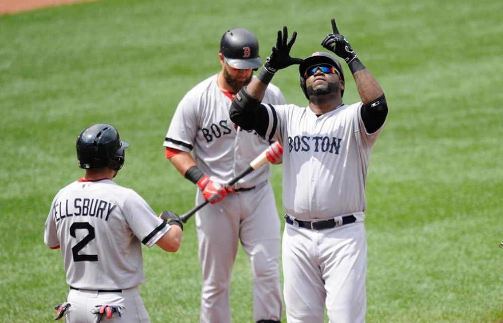 Red Sox back in first place for AL East 45466