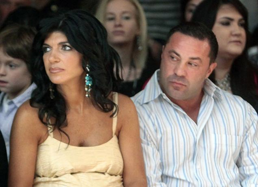 Teresa Giudice Describes 'Difficult Day' of Fraud Charges; Will Plead Not Guilty 45507