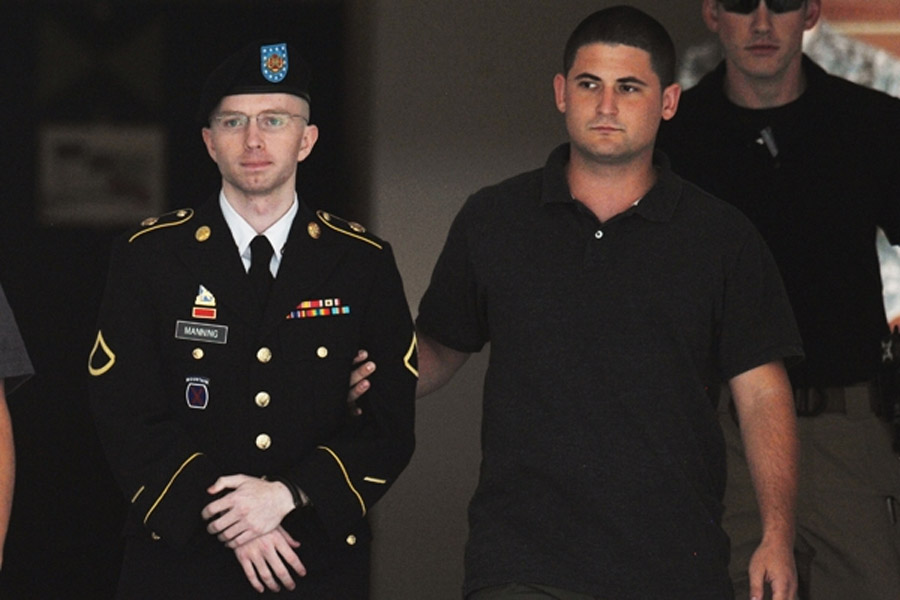 Bradley Manning Found Guilty on 20 Counts; Not Guilty of Aiding the Enemy 45543