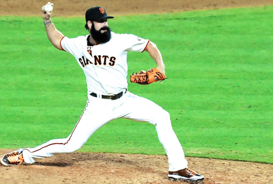 Brian Wilson Officially Signs with Los Angeles Dodgers 45544