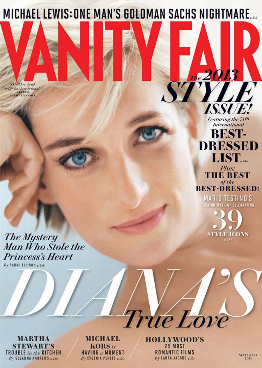Princess Diana was 'madly in love' with Hasnat Khan and 'wanted to marry him,' friends reveal in Vanity Fair profile 45599