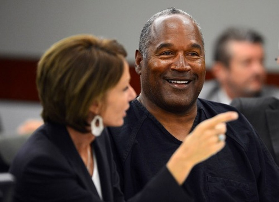 O.J. Simpson granted parole; still facing at least four years in prison 45617