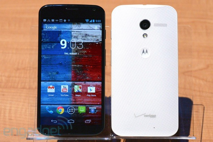 Moto X finally official: Motorola X8, 4.7-inch 720p AMOLED, custom finishes, assembled in the USA from $199 45635