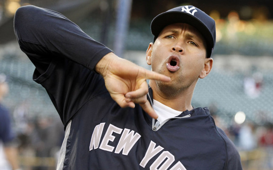 Baseball Alex Rodriguez will play minor league rehab games this weekend 45644