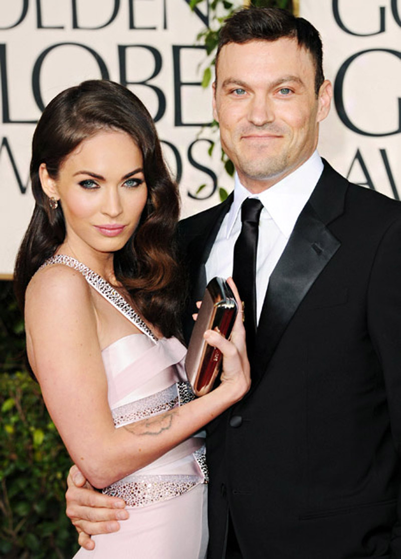Megan Fox and Brian Austin Green Expecting Second Baby 45699