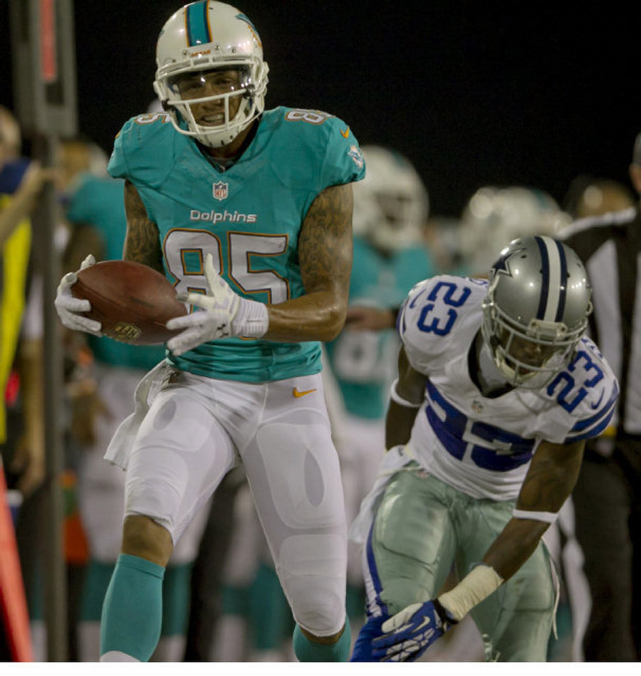 NFL Hall of Fame Game | Miami Dolphins vs. Dallas Cowboys, Aug. 4, 2013 45721