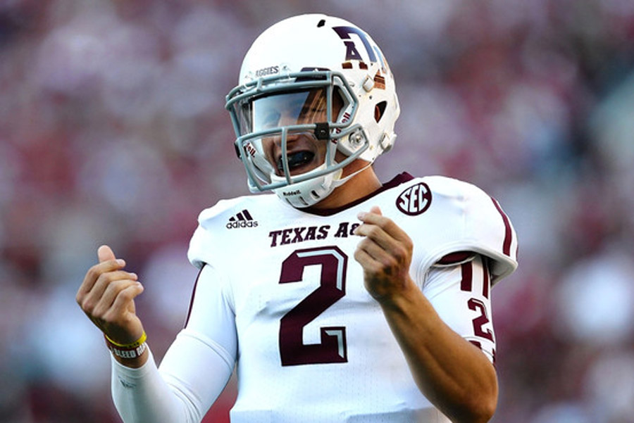 Johnny Manziel: A Tipping Point for NCAA Change? 45760