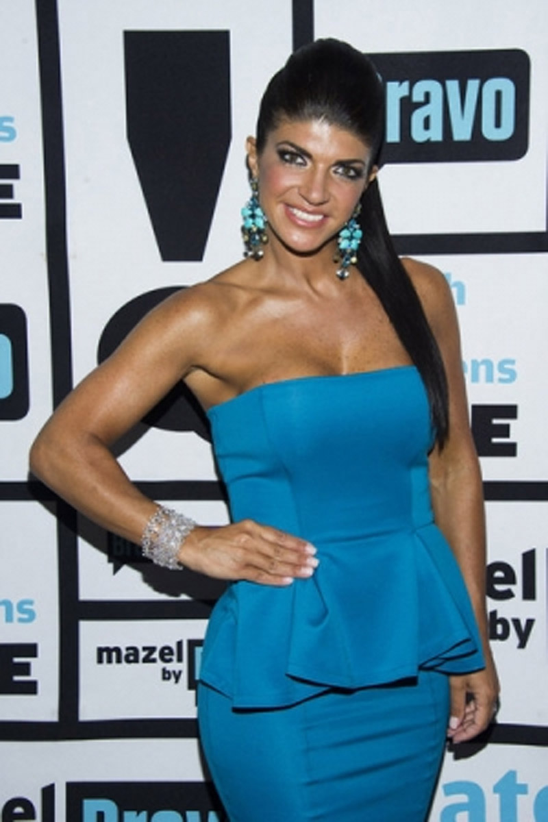 Teresa Giudice's fellow 'Real Housewives' co-stars comment on her indictment By Gina DiFalco, 8/5/2013 45766