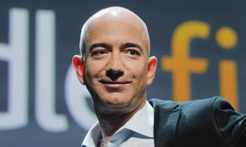 Jeff Bezos uses Amazon roots to fund expeditions into world of print 45771