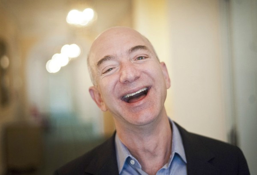Post buyer Jeffrey Bezos known for unusual, and profitable, ventures 45774