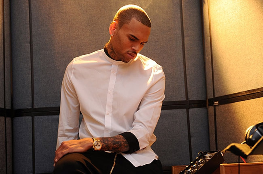 Chris Brown Says 'X' Album Will 'Probably Be My Last Album' 45795