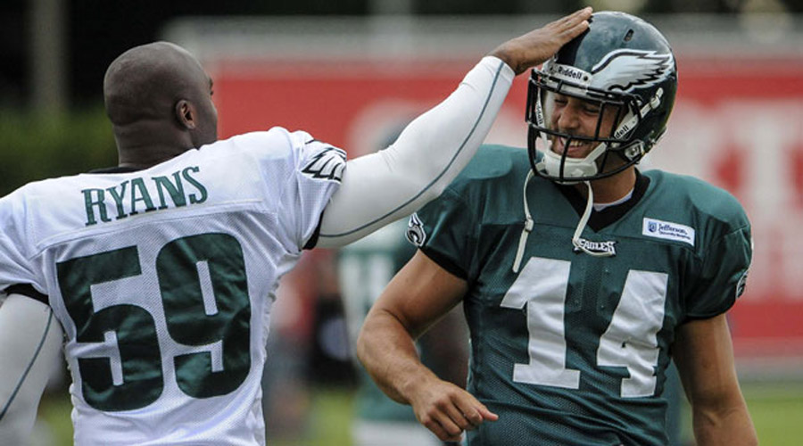 """Regretting Riley Cooper seem to understand the """"seriousness"""" of the incident 45830"""