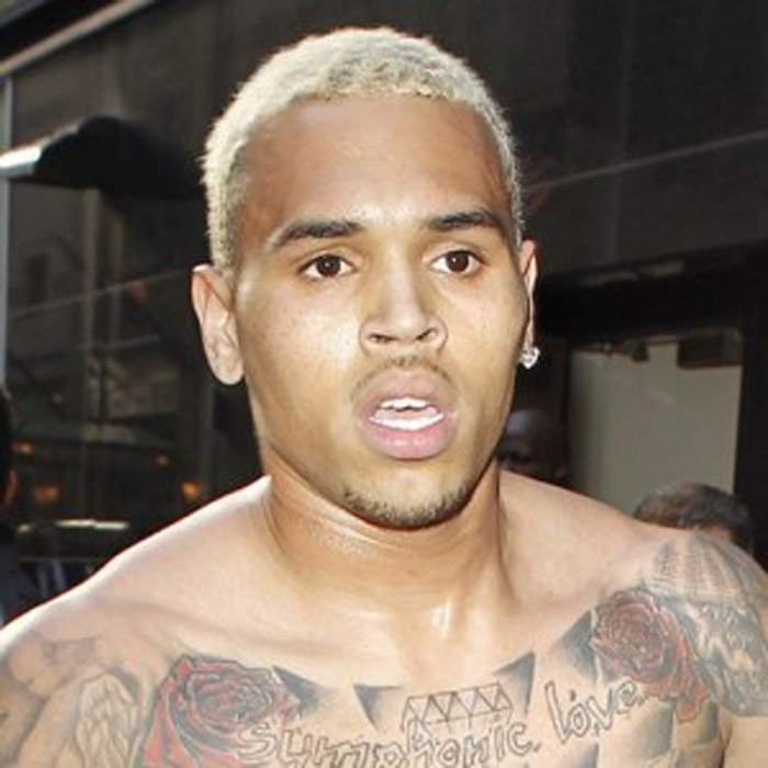 Chris Brown Threatens To Quit Music Because He Is Like So Totally A Victim You Guys 45837