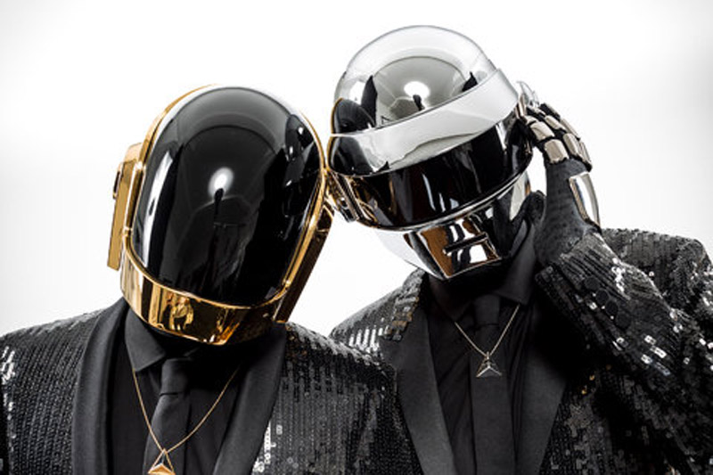 Daft Punk Cancels 'Colbert Show' Appearance Because of MTV Conflict 45840